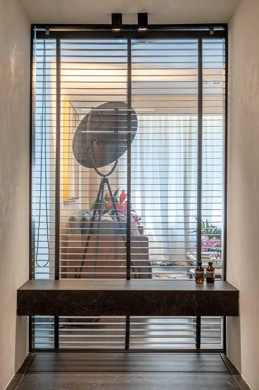 Mostra CasaCor desenvolvida pela Arquitetura Gesele Taranto com produtos GraniHouse